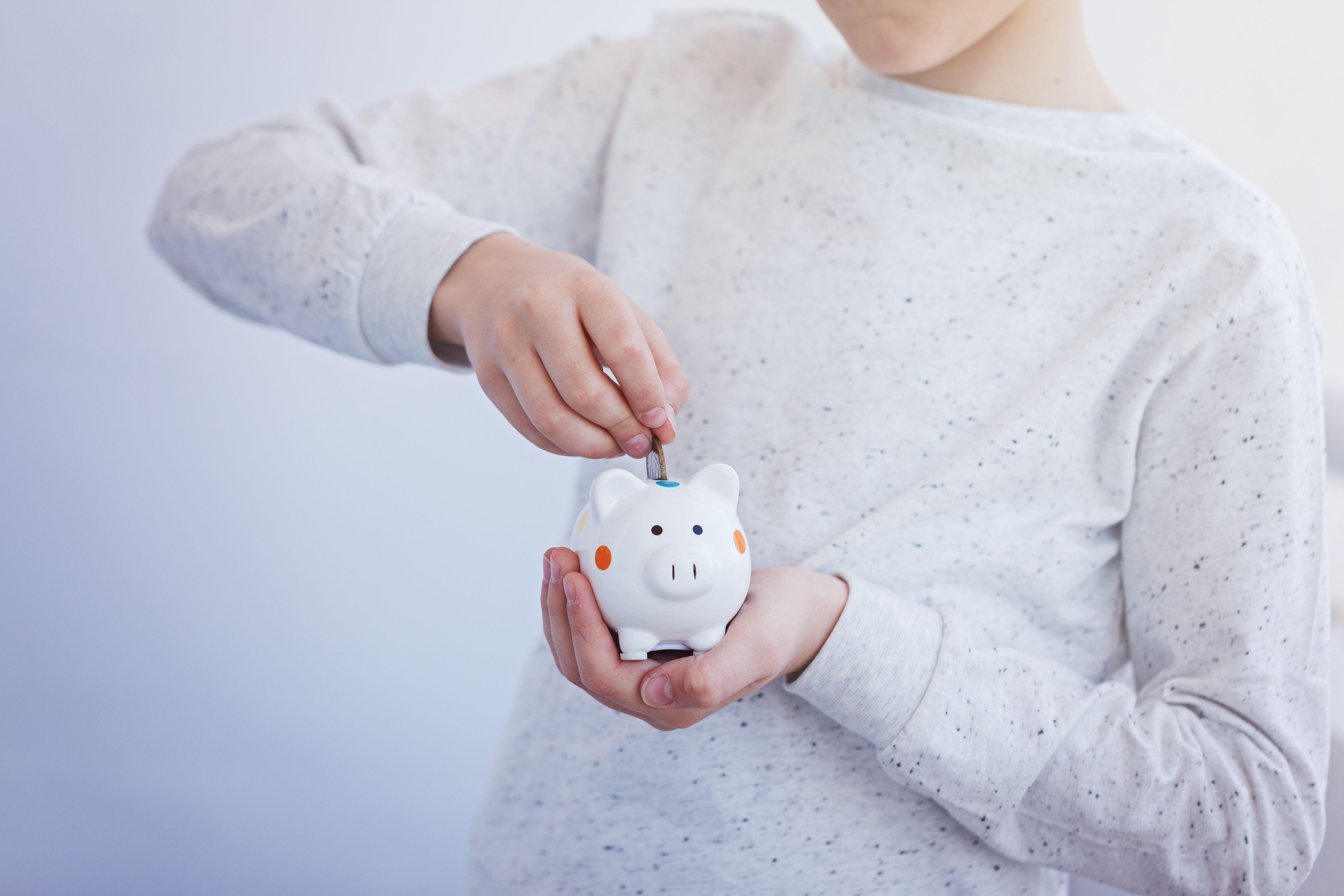 научить ребенка финансовой грамотности